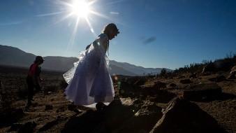 Eclipse Solar en Chile.