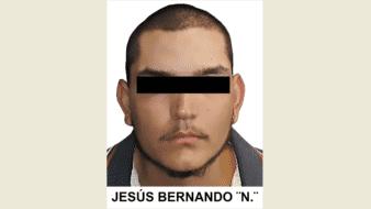 """Jesús Bernardo """"N."""" resultó con una herida punzocortante, se pidió ayuda a socorristas de la Cruz Roja, pero al parecer respondió de manera violenta."""