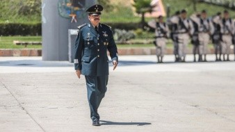 El general Pablo Alberto Lechuga Horta.