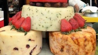 Alrededor de 32 unidades dedicadas a la producción y comercialización del queso.