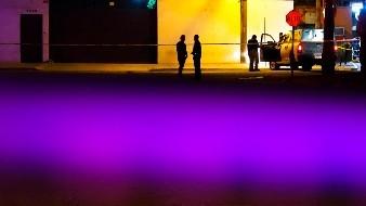 Las víctimas, dos adultos y un niño, presentaban heridas por arma blanca en el cuello.