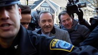Kevin Spacey afronta una pena de hasta dos años de prisión si es declarado culpable.