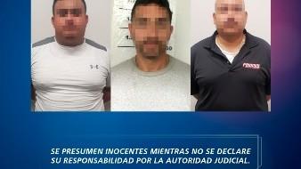 Dichos arrestos se registraron en diversos puntos control migratorio que ambas corporaciones implementaron de manera simultánea en los municipios de Ensenada y Tijuana.