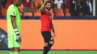 Mohamed Salah participó en 3 goles para que Egipto este en octavos.