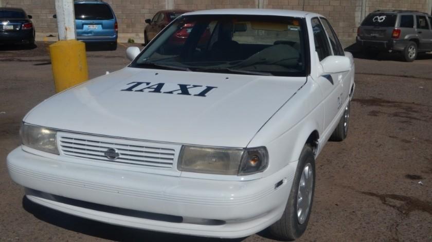 Roba taxi; gusto le dura escasos minutos(GH (Ilustrativa))