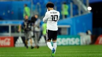 Salah queda fuera de la Copa Africana de las Naciones