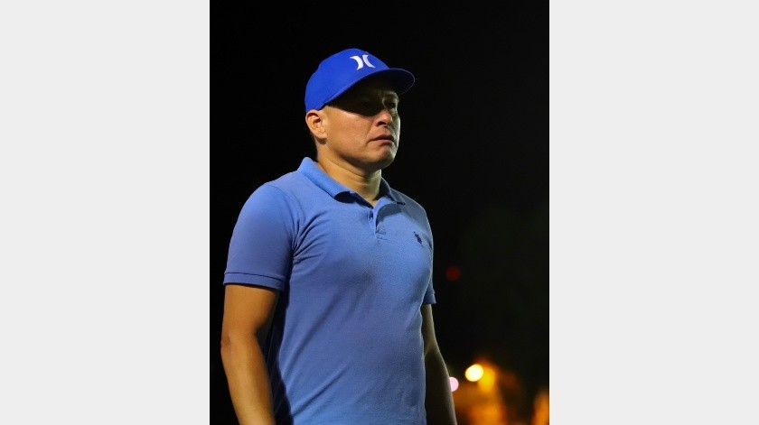 Álamo Campeón liga urbana(Víctor Medina Gorosave)