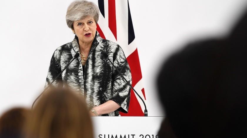 Theresa May(EFE, EPA)