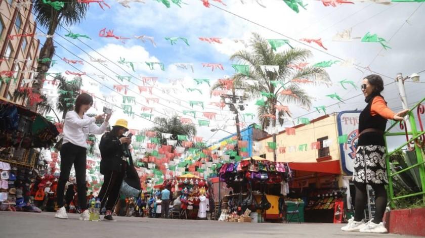 Tijuana recibió visitantes de California, Canadá, India, Japón, Holanda y Londres.