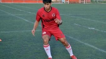 Dayan Gutiérrez, jugador de Xolos de Hermosillo.
