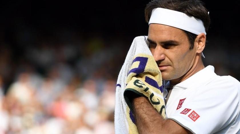 """El español Rafael Nadal aseguró este miércoles que las oportunidades de enfrentarse al suizo RogerFederer, como ocurrirá el próximo viernes en la semifinales de Wimbledon, """"no son eternas"""".(EFE)"""