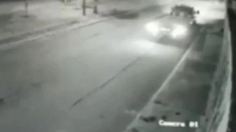 Buscan a conductor que arrolló cadáver de mujer