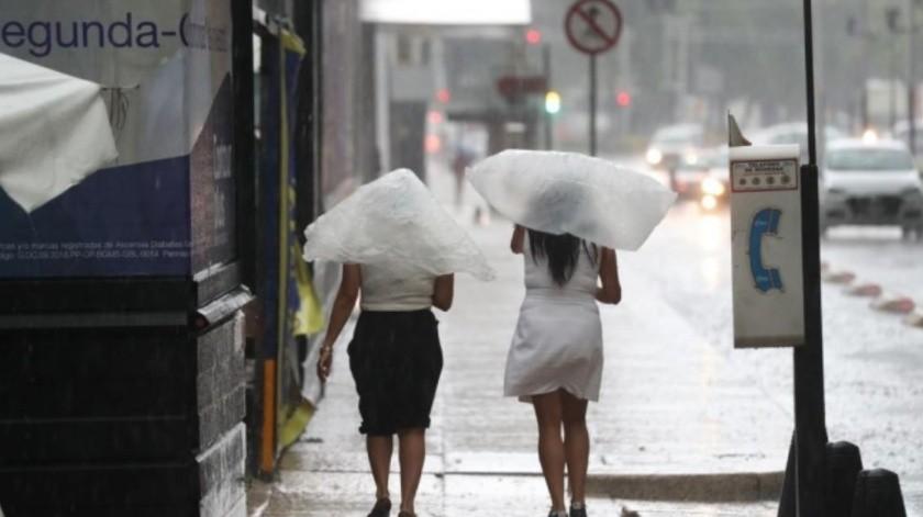Se inundan alcaldías en CDMX; llueve en tres de ellas(El Universal)