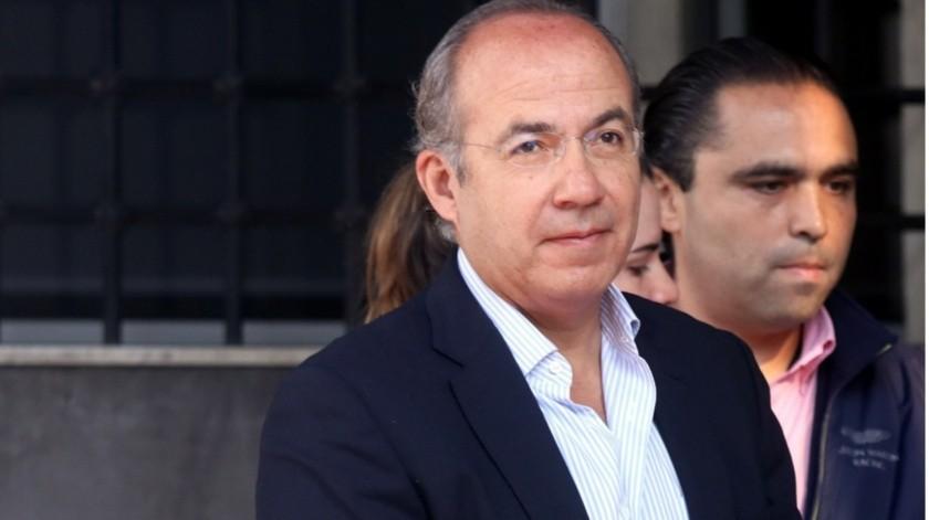 Calderón acusa detención de miembros de México Libre(GH)
