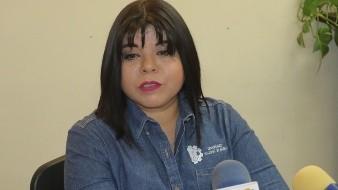 La maestra Karla Apodaca explicó las ventajas de la Educación Dual.