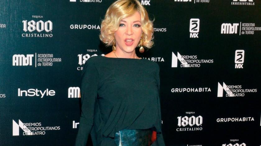 Edith González(Agencia México)