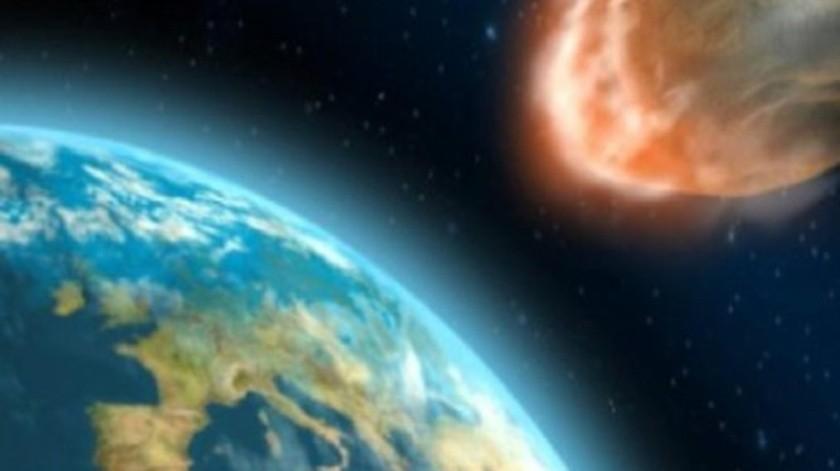 """Científicos estudian un """"escenario hipotético de impacto"""" de un asteroide(Tomada de la Red)"""