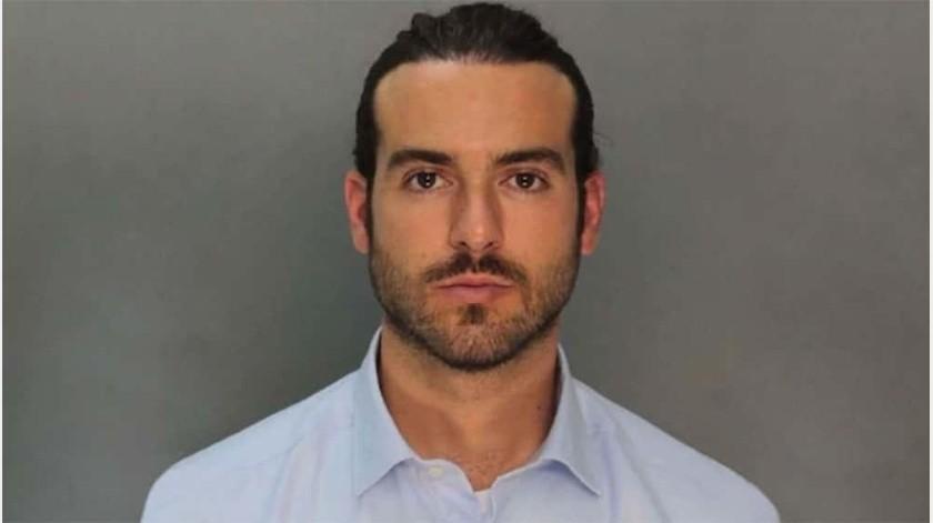 Pablo Lyle reapareció ante los medios de comunicación al acudir a la cita que tenía en el juzgado de Miami este jueves para enfrentar los cargos por homicidio involuntario.