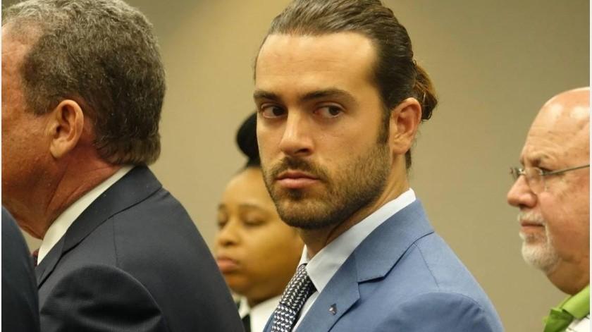 LadefensadelactormexicanoPabloLyle, acusado dehomicidioinvoluntario por la muerte de un hombre al que golpeó en una discusión de tráfico en Miami, reclamó este jueves al juez que aplique una ley estatal dedefensapropia para anular elcasocontra él.(Tomada de la red)