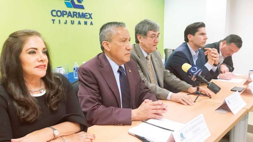 El presidente de Coparmex en el Estado dio los detalles.