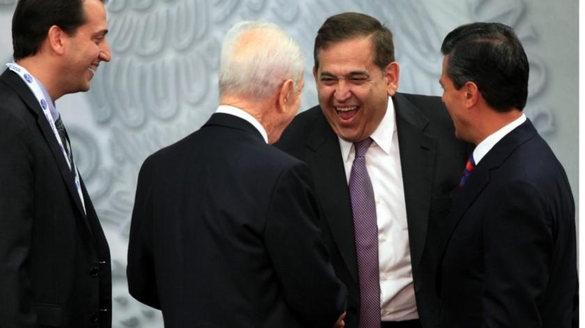 Alonso Ancira, dueño de Altos Hornos México, S. A. (AHMSA), es investigado por la Administración para el Control de Drogas (DEA, por sus siglas en inglés) de Estados Unidos.
