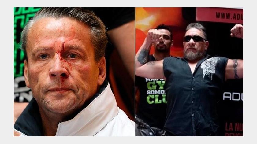 La pelea entre Alfredo Adame y Carlos Trejo se llevará a cabo el próximo 12 de agosto.(Tomada de la red)