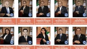 PAN procesa expulsión de diputados de BC que votaron por ampliación de gubernatura