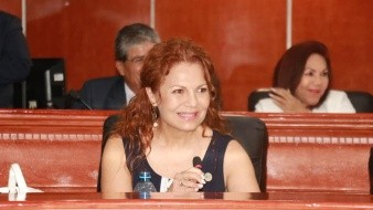 Dimite única diputada del PRD en BC; votó por ampliación