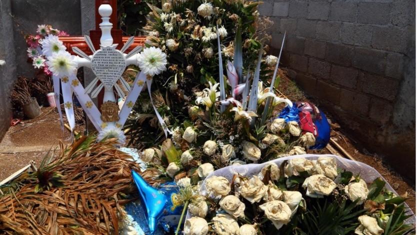Mueren por violencia 122 menores al mes.(Agencia Reforma)