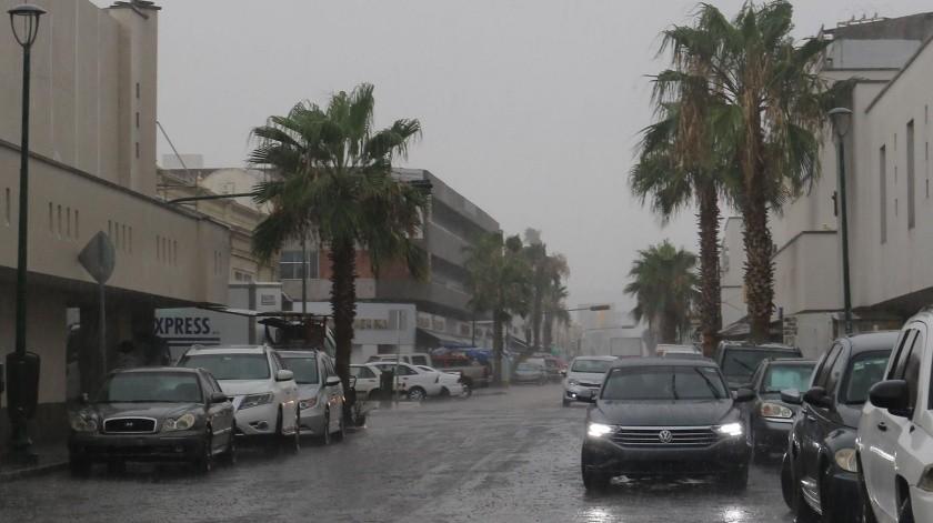 Pronostican lluvias en Hermosillo.(Anahí Velásquez)