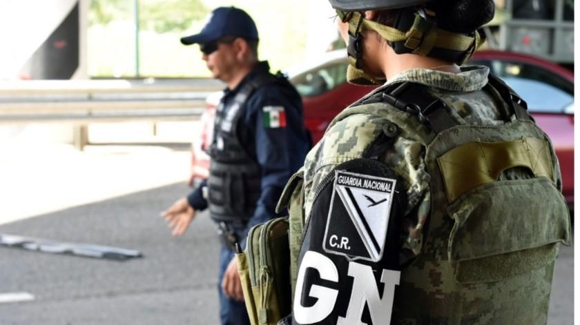 Guardia Nacional llega a frontera de Nogales(GH)