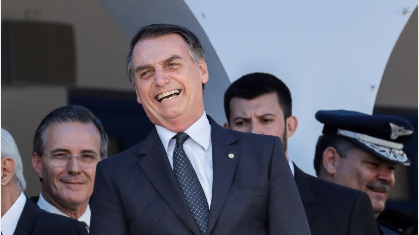 La representación de Brasil en Washington se encuentra sin embajador desde el pasado abril.(EFE)