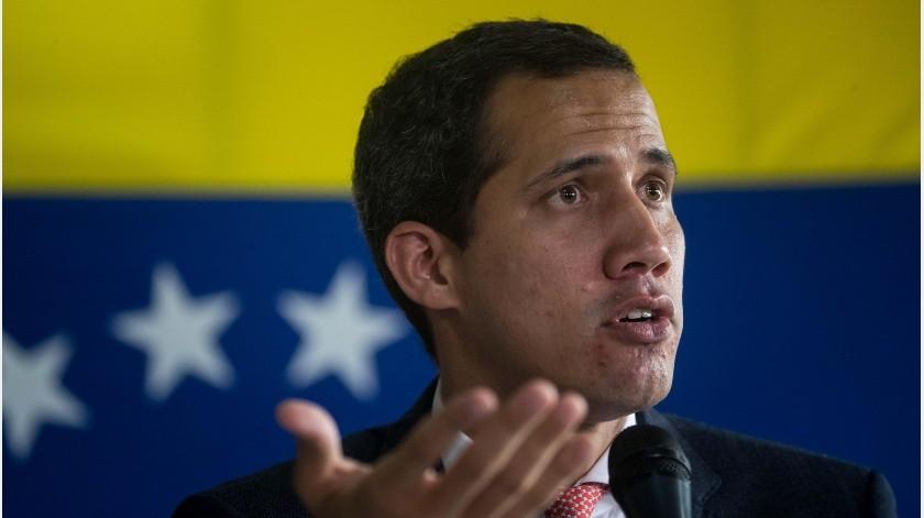 """Marrero fue detenido en marzo pasado acusado por el Gobierno chavista de liderar una """"célula terrorista"""".(EFE)"""