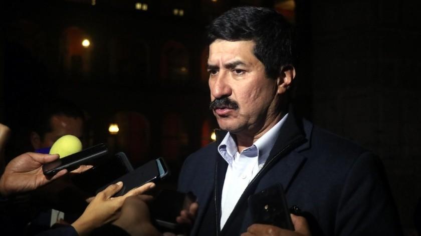 César Duarte, gobernador de Chihuahua.