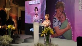 Margarita Ibarra de Torres deja la presidencia del Sistema DIF Sonora.