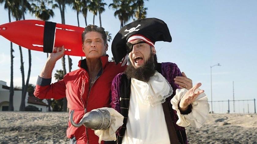 """David Hasselhof y """"Patches, el pirata"""" regresarán al programa para este especial de aniversario.(Agencias)"""