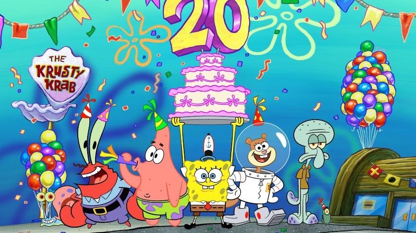 En el episodio, los amigos de Bob Esponja le preparan una fiesta de cumpleaños y para distraerlo, Patricio lo llevará a la superficie.(Agencias)