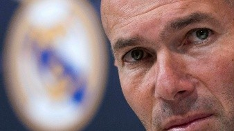 Zinedine Zidane, Florentino Perez - Thursday, May 31, 2018 file photo