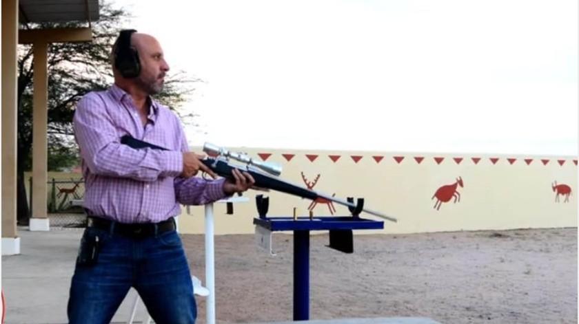 Julio Tapia señaló que uno de puntos principales será el de buscar una mayor participación de cazadores y tiradores en competencias.(Cortesía)