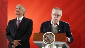 Carlos Urzúa renunció como secretario de Hacienda del Gobierno de AMLO.