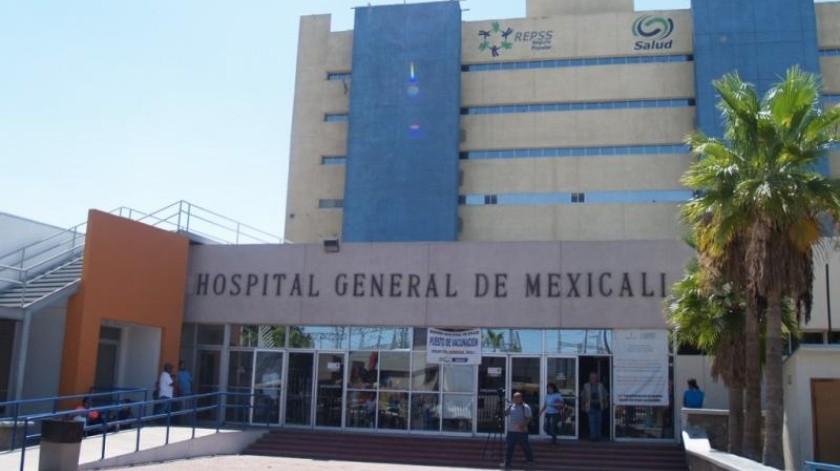 Reducen personal de salud en Mexicali(Archivo)
