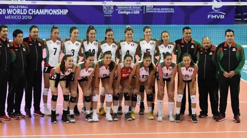La sonorense Gloria Argentina Ung forma parte del equipo mexicano.(Cortesía)