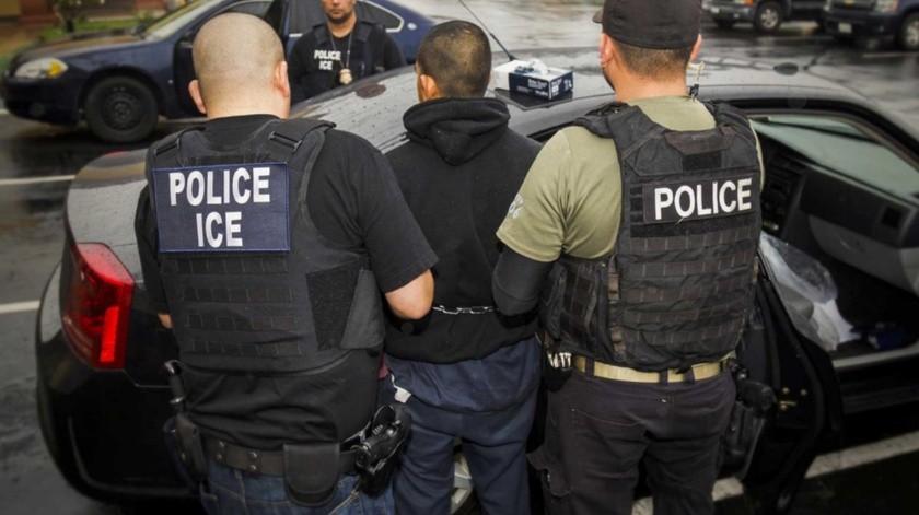 Las redadas masivas contra migrantes se realizarán en al menos diez ciudades de Estados Unidos.