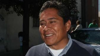 José María García Lara, director del albergue Movimiento Juventud 2000 A.C.