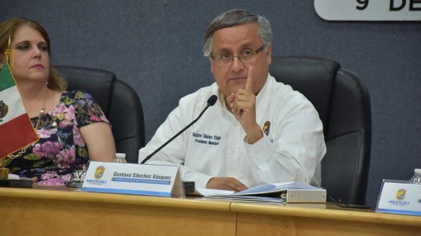 Diputados debieron defender a bajacalifornianos: Gustavo Sánchez(Archivo)