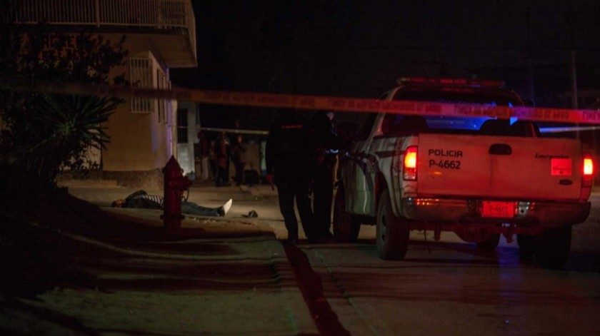Los homicidios se registraron durante las últimas horas del sábado y primeras del domingo.