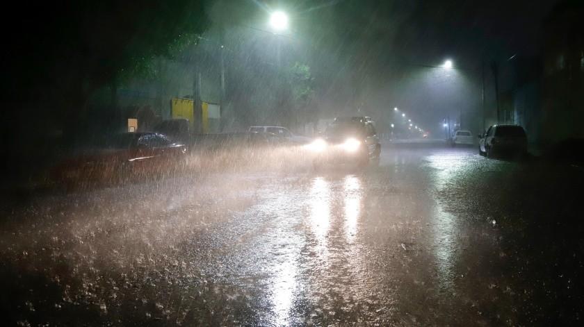 Tome en cuenta las recomendaciones durante la temporada de lluvias.(Banco Digital)