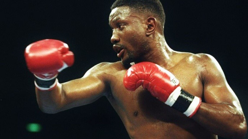 Falleció atropellado ex boxeador Pernell Whitaker.(Twitter)