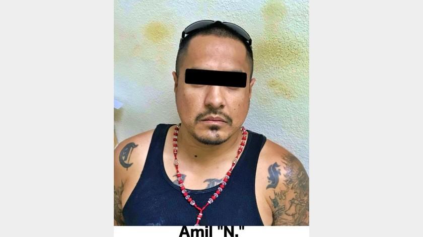Con identidad indígena falsa, detenido hombre por homicidio, asalto y lesiones graves.(Twitter)