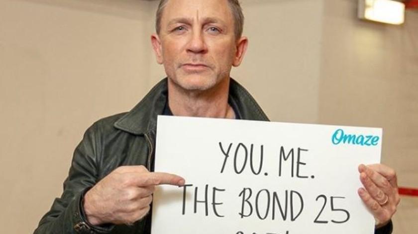 El personaje de Lynch será un interés romántico de Bond.(Instagram/007)